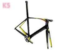 2016 newest painting T1100 3K 795 team Bretagne carbon road bike frame+seat post+clamp+headset+fork+stem ,ems free shipping(China (Mainland))