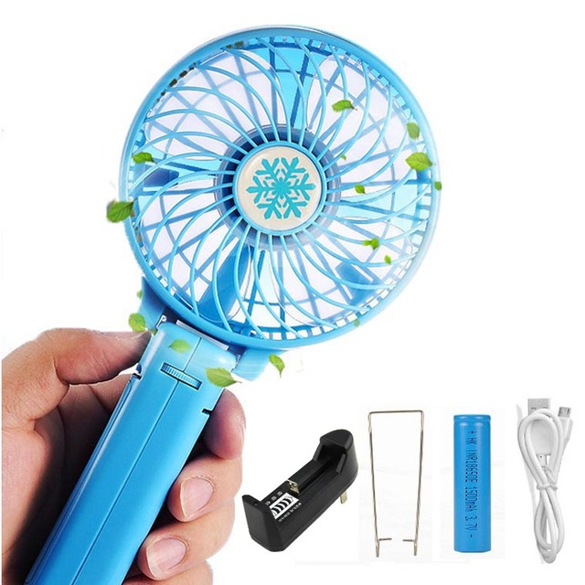 Image result for Mini Fan Electric Foldable Hand Fans