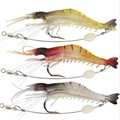 3PCS 7 5CM Fishing Lures Crankbaits Hooks Minnow Baits Tackle Mimic Artificial Baits