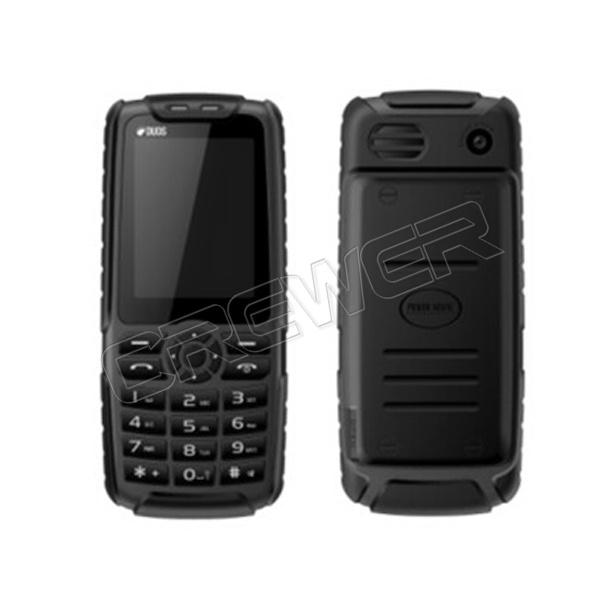2016 Hot Sale Russian Keyboard XP3500 Dual SIM Card Mobile Phone Dual Standby With 12000mAh Power Bank Unlocked(China (Mainland))