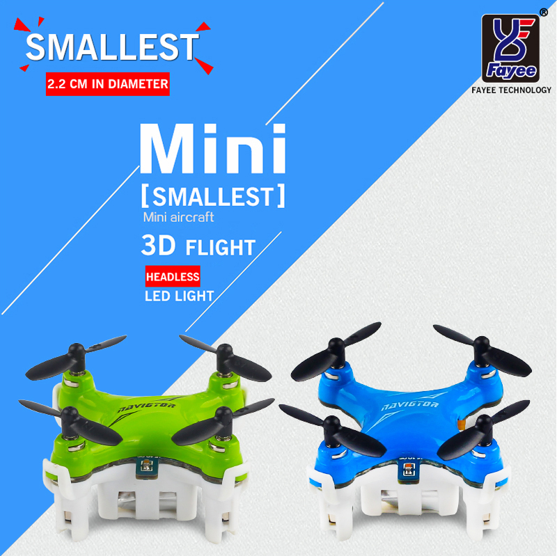 Pocket Mini Drone Quadrocopter FY804 4CH 2.4G 6Axis 360 Degree Roll Helicopter LED Plane Model Toys RC Helicopter 2.2cm Dron(China (Mainland))