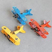 Miya S123 DIY Retro Iron RC Drone Mode Creative Home Furnishing Ornaments Toys
