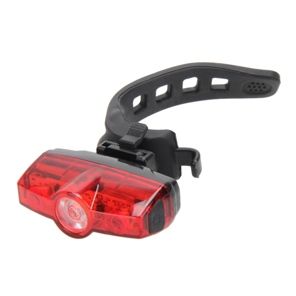 2017 Waterproof Mountain Bike Bicycle Rear Light Tail Lights USB Rechargeable Cycling MTB Bicicleta Safety Light Torch Lamps