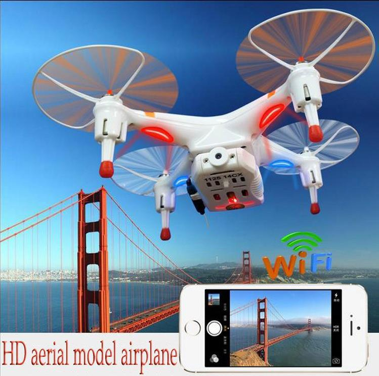 Cheerson CX-30w 4CH 2.4GHz 4-Axis Gyro FPV RC Quadcopter Helicopter Camera for iPhone Android Wifi Real Time Video Drones