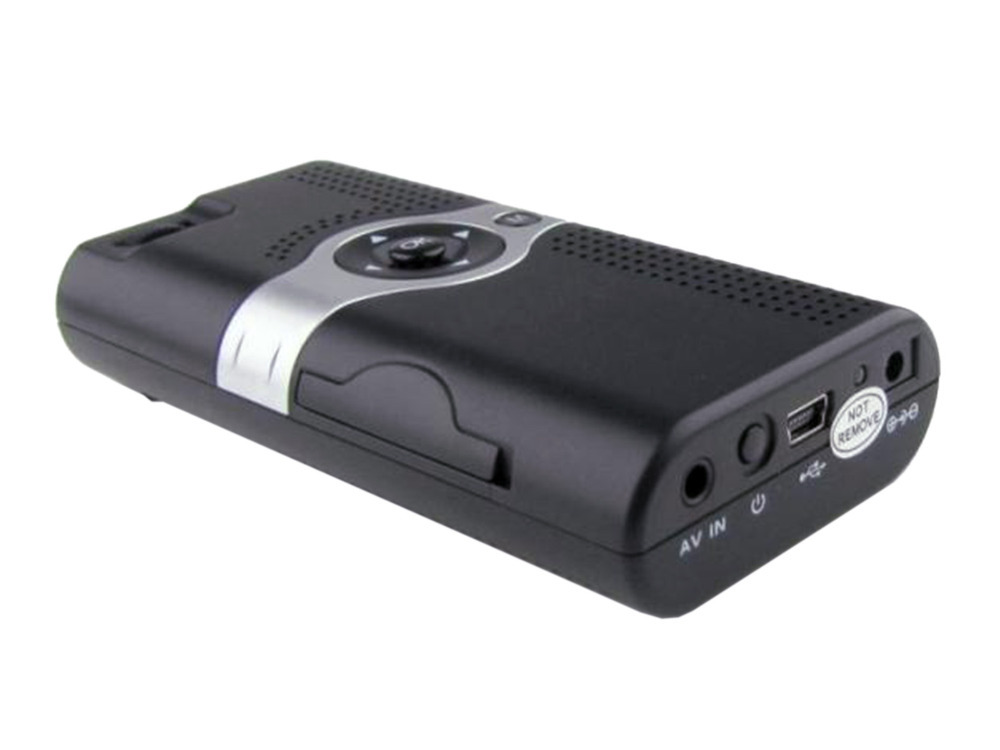 Multimedia portable led mini projector handheld pocket for Mini portable pocket projector