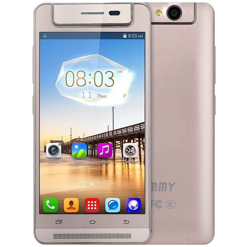 Timmy M9 5.0 inch Quad Core Android 4.4 MTK6582 1.3GHz WiFi GPS Bluetooth Main Camera 8.0MP 3G Smartphone 1GB RAM 8GB ROM(China (Mainland))