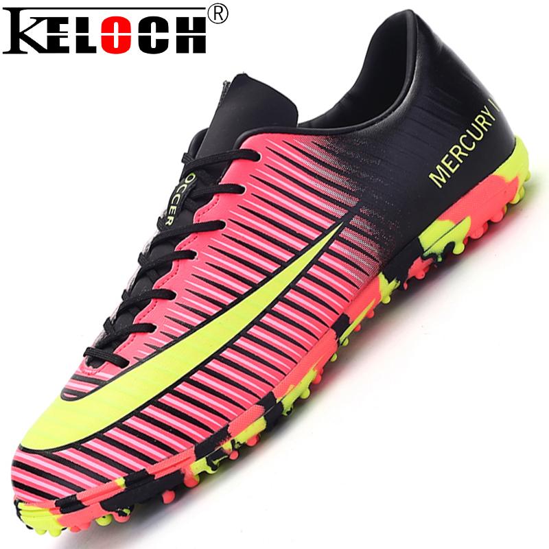 New arrive Sneakers Men Soccer Shoes Male Trainers Cleats Football Boots botas de futbol Chuteira Futebol(China (Mainland))