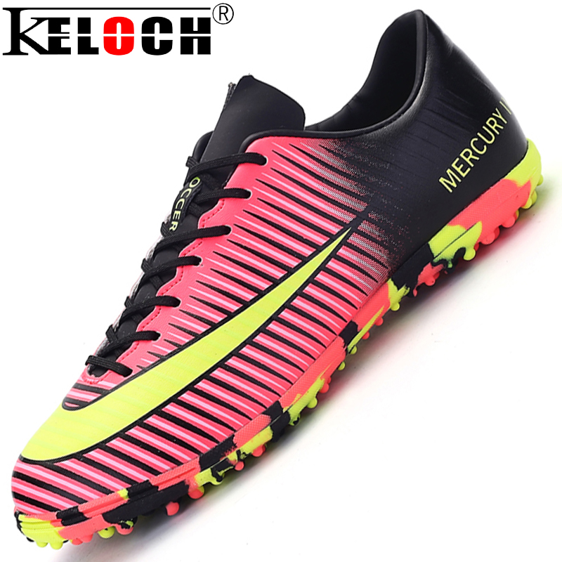 New arrive fashion Sneakers Men Soccer Shoes Male Trainers Cleats Football Boots Zapatos Hombre(China (Mainland))