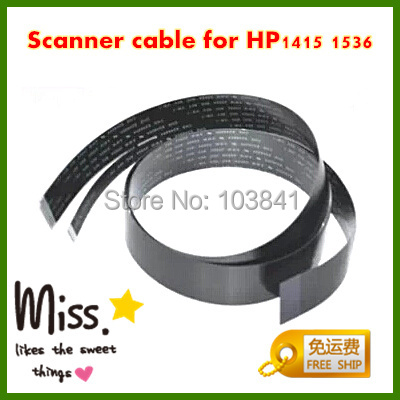 NEW Scanner Cable For HP LaserJet Pro M1536dnf  CM1415FN CM1415FNW 1415 1536 Printer Scanner Flat Cable Free Shipping<br><br>Aliexpress