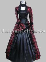 Top Sale Victorian Gothic Georgian Period Dress Halloween