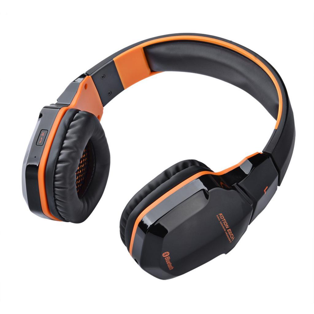 Original EACH Pro Bluetooth 4.0 NFC 3.5mm Audio Output PC Gaming Stereo Headset Headphone Earphones For Laptop Phone HiFi(China (Mainland))