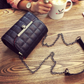 LEFTSIDE Casual Small Chain Handbags High Quality Party Purse ladies leather hand bags Shoulder Messenger Crossbody