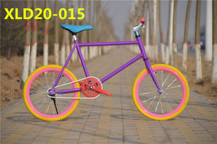 20-inch mini Fixed Gear Bikes Mini electric car bicicleta mountain bike New Listing Highway Cheap deal variety colors - One royal clothing flagship store
