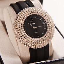 sell like hot cakes Women Luxury Watches High quality rhinestone Fashion Watches Elegant women quartz watch