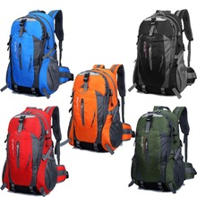 Waterproof Durable Outdoor Climbing Backpack Women&Men Hiking Athletic Sport Travel Backpack High Quality(China (Mainland))