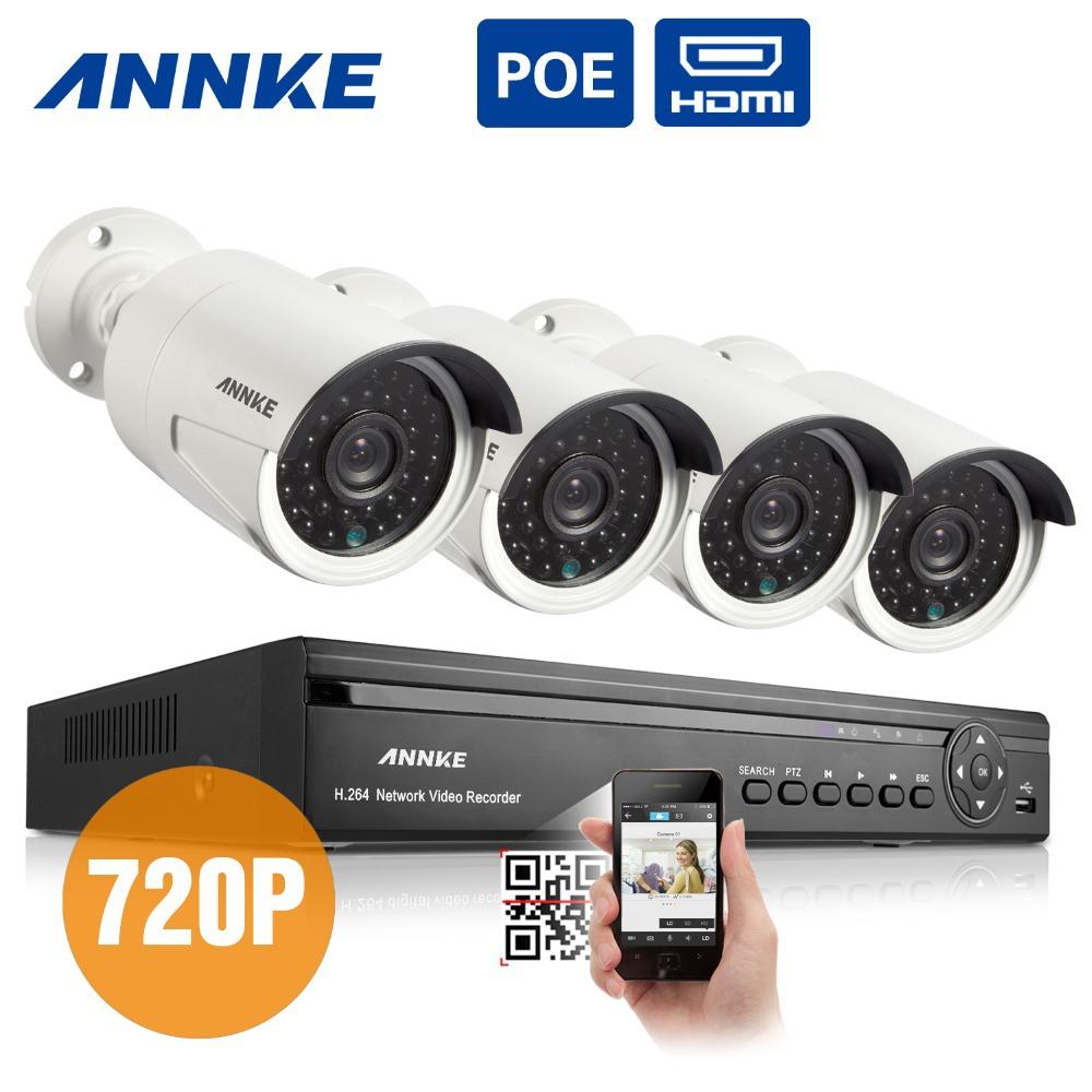Home security cameras poe