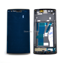 Buy Oneplus One 1+ A0001 Front Bezel Frame Housing Chassis case replacement, Free !!! for $12.78 in AliExpress store