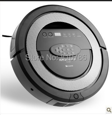 (Big Discount for only 20pcs Robot,56% off ) TOP-Grade 6 in1 Multifunctional Robot vacuum cleaner QQ5,Anti-Fall Sensor(China (Mainland))