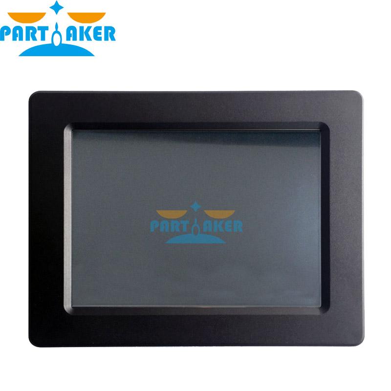 8 inch LED Touchscreen Barebone Desktop Computer with Intel Atom D2550 1.86Ghz(China (Mainland))