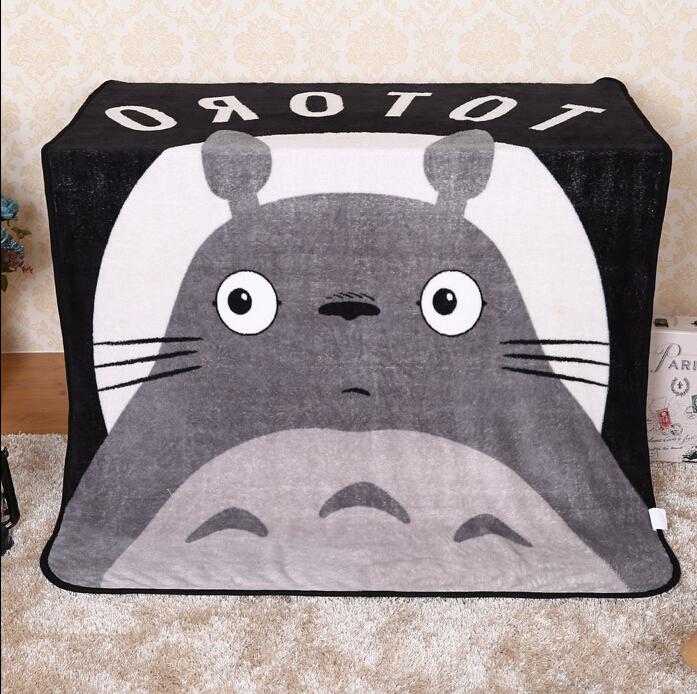 Aliexpress.com: Comprar 150 x 120 cm mi vecino Totoro coral manta ...