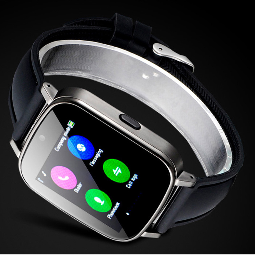 For Huawei WristWatch Bluetooth Smart Watch Android With Camera Sim Card Smartwatch For IOS Iphone Russia Whatsapp Facebook(China (Mainland))