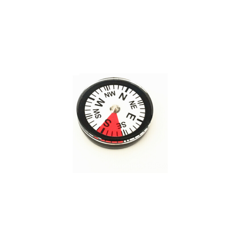 Fulang Mini Compass Plastic Oil Free Compass 30mm CP02(China (Mainland))