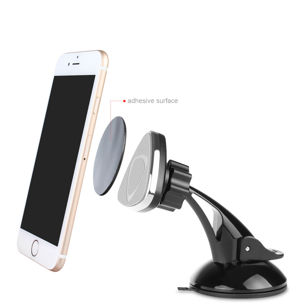 Universal Magnetic Car Dashboard Mobile Mount Car Stand Phone Holder Sticky Car Kit Magnet For iPhone Samsung Smartphone(China (Mainland))