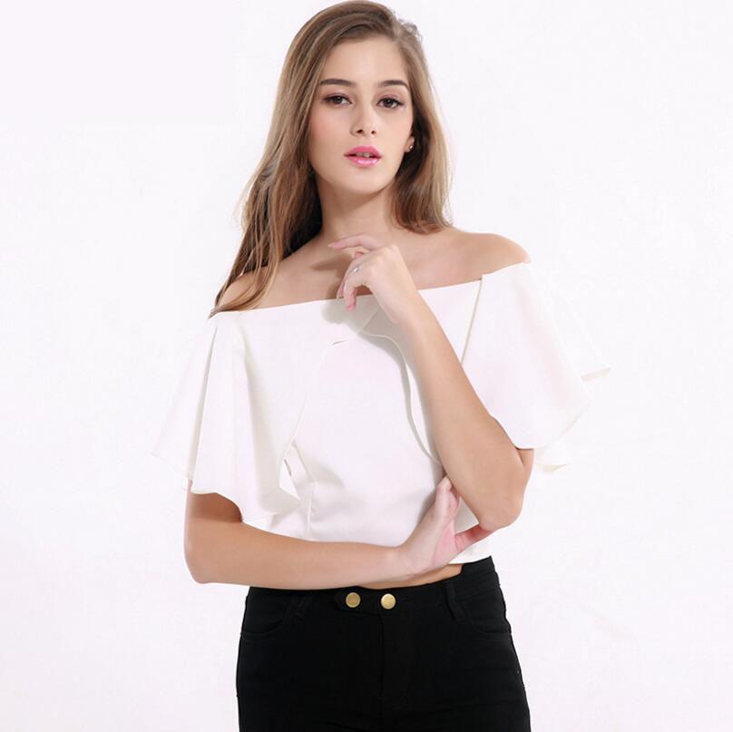 Белые Блузки Для Девушек Доставка