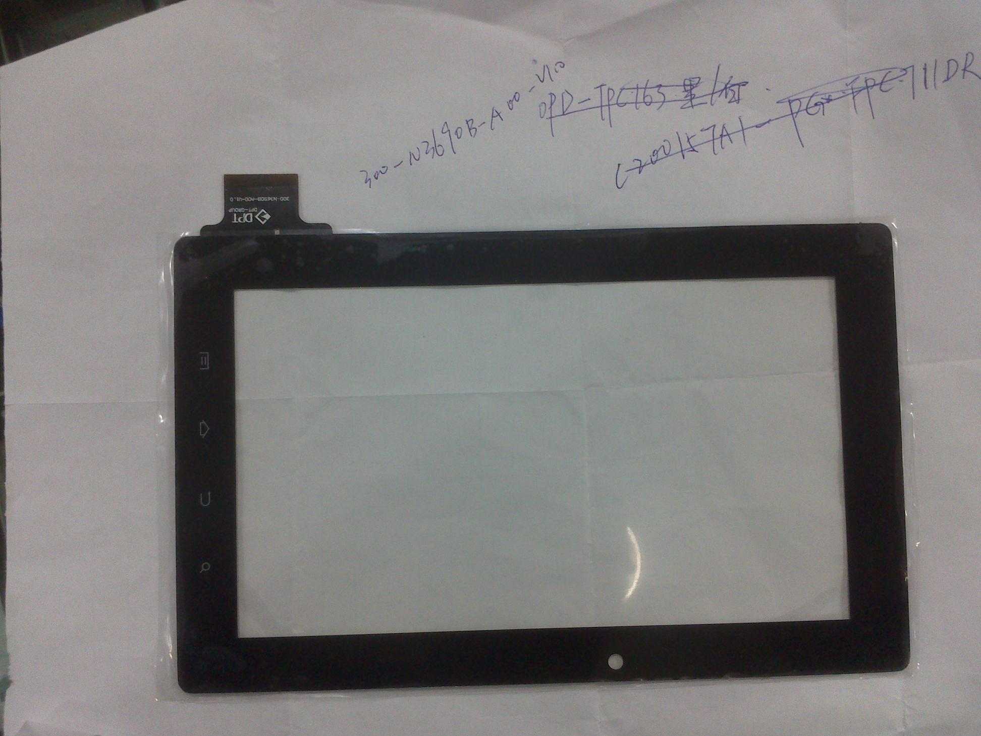 """7 """"freelander PD10 PD20 capacitive touch screen Outside screen wide row line 300 - N3690B - a00:1450:8006 - V1.0(China (Mainland))"""