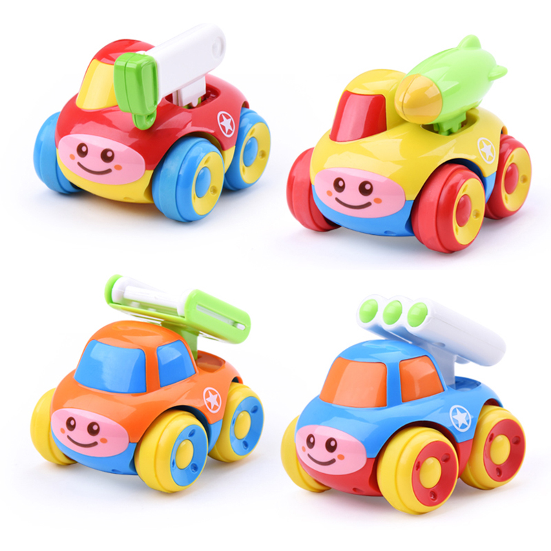 Anime Friction Cars Kawaii Action Figure Toys Girls Boys Children Gifts Kids Learning & Education Vrumiz - RC Fun Store store