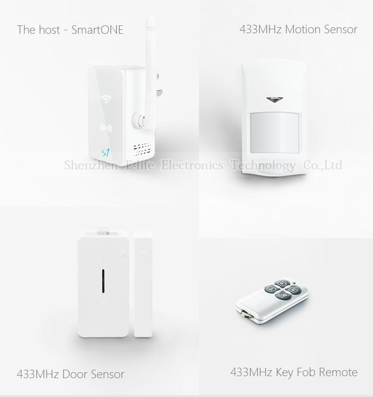 Broadlink S1 S1C Smart Home Sensor SmartONE Alarm Kit-4.jpg