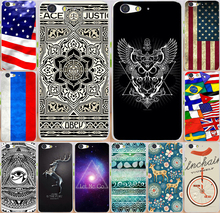 Painted National flag Eye Let Go PC moblie phone case ZTE Blade V6 D6 X7 Cases Covers shell - Flove me Store store
