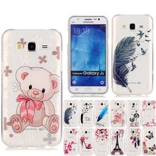 Coque Samsung J5 2015 Case Silicone Cover Galaxy J 5 J500H J500F SM-J500F Carcasa Etui Fundas - Yurida Trading Co.,Ltd store