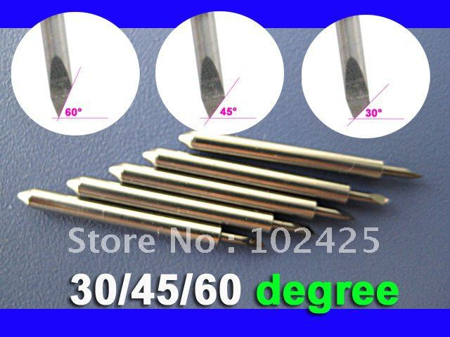 5pcs for Roland Blades 30Degree for Roland Plotter Blade(China (Mainland))