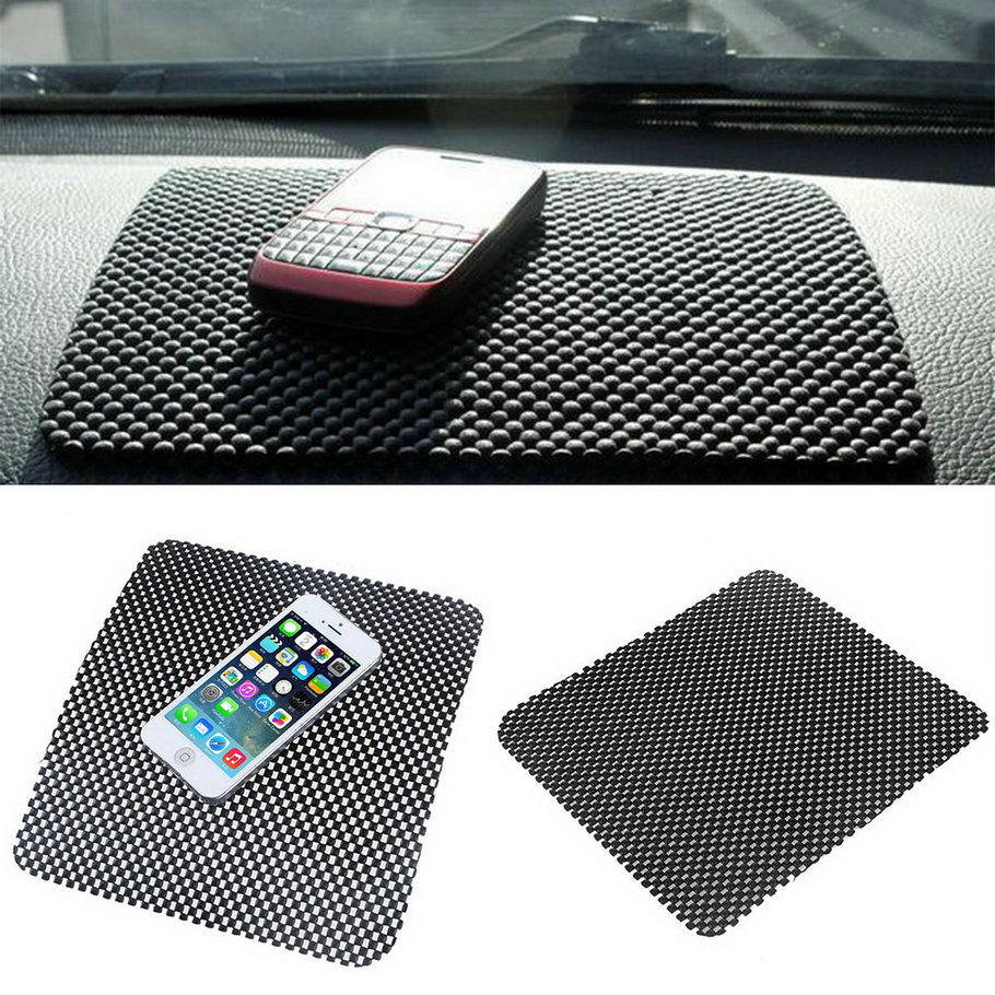 Car Dashboard Sticky Pad Mat Anti Non Slip Gadget Mobile Phone GPS Holder Interior Items Accessories hot sale