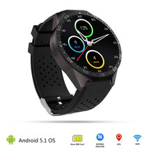 Buy Interpad Android 5.1 Smart Watch Phone MTK6580 Quad Core 1.3GHZ ROM 4GB RAM 512MB Smartwatch Support 3G Wifi SIM 400*400 Screen for $117.28 in AliExpress store