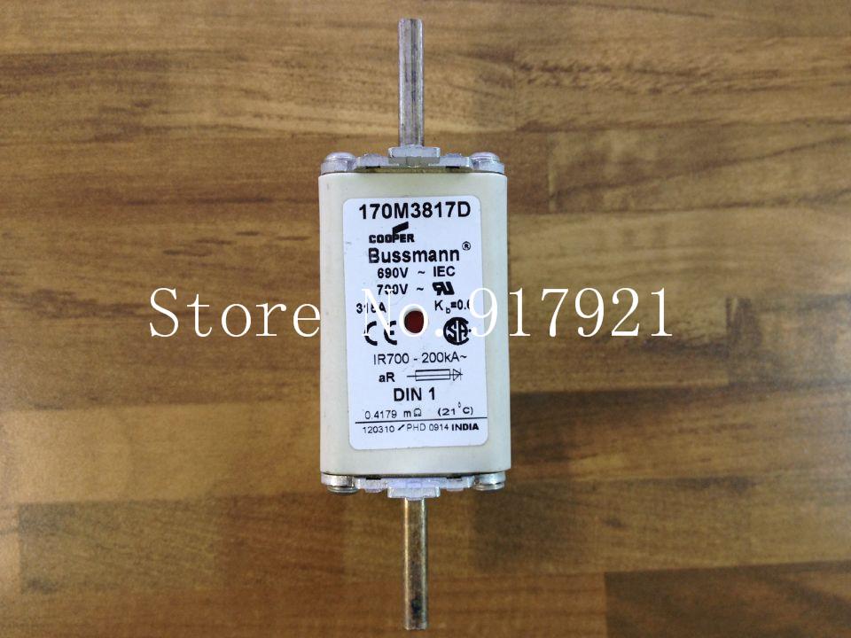 [ZOB] The United States Bussmann 170M3817D 315A 690V fuse fuse fuse original authentic<br><br>Aliexpress