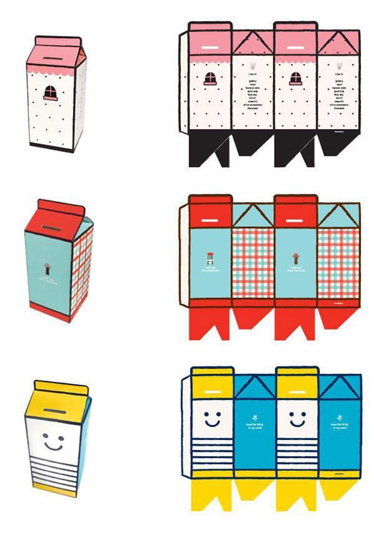 Как сделать копилку для денег бумажных
