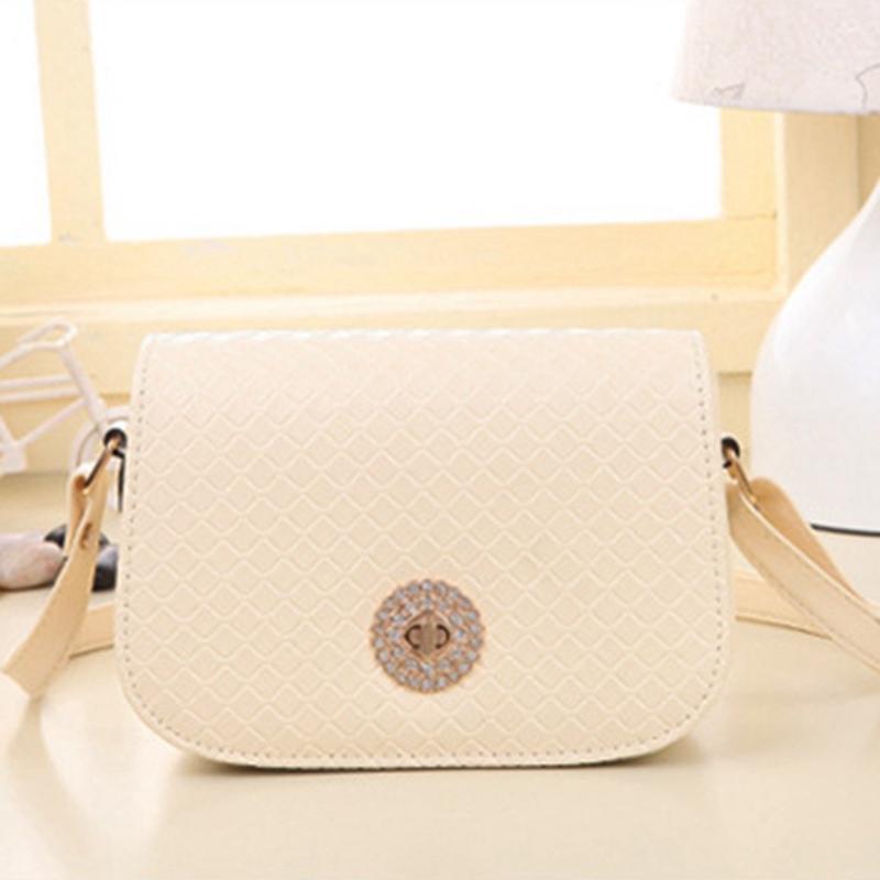 2015 PU Ladies Leather Mini Bag Crossbody Bags for Women Messenger Bags bolsa feminina pequena Women shoulder bag Flap bag L369<br><br>Aliexpress