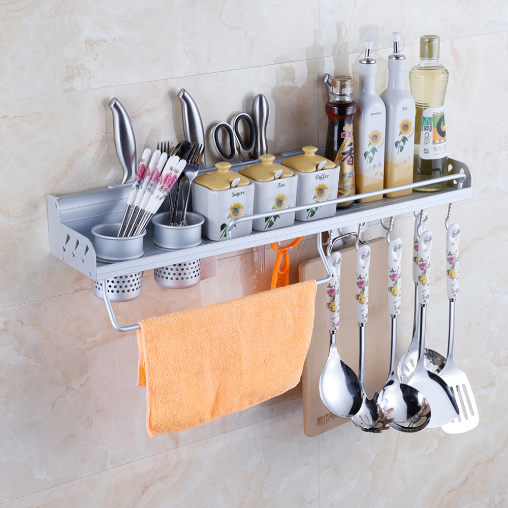 Wall Mounted Kitchen Rack Kitchen Rack Shelves Picture More Detailed Picture About 70cm 2
