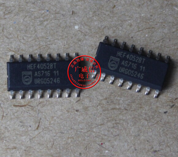 10PCS HEF4052BT replaced HCF4052 CD4052BM SOP-16 SMT Multiplexer Hot sale(China (Mainland))