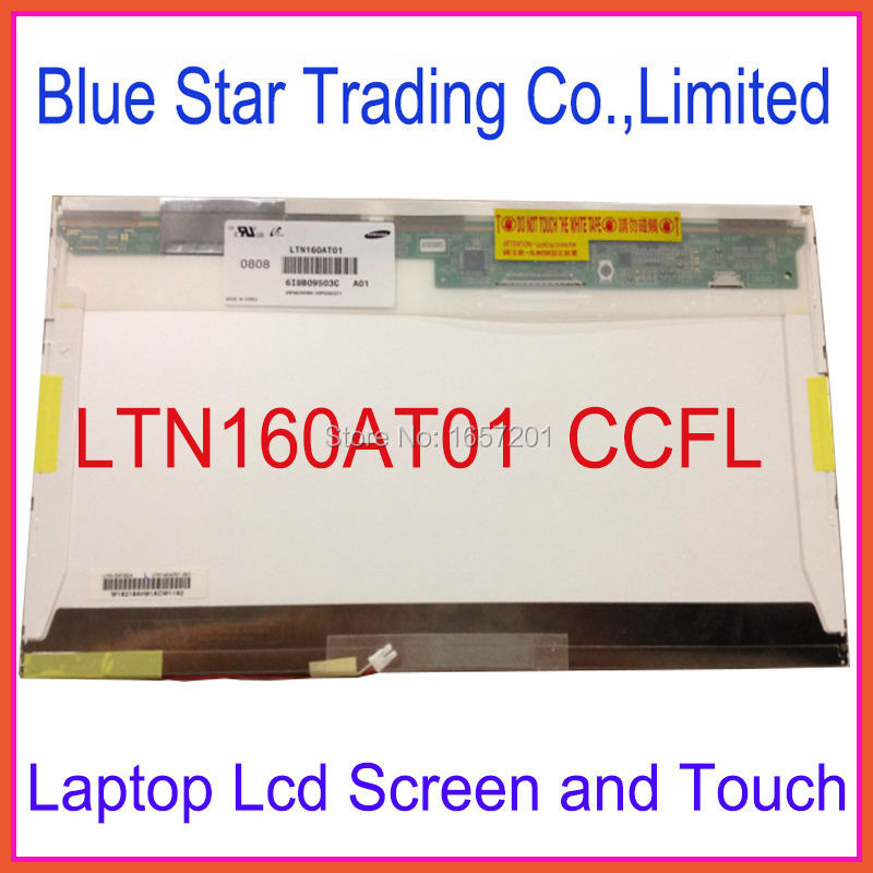 LTN160AT01 LTN160AT02 For ACER Aspire 6930G 6930 6920 6935 6935G HP CQ60 For Asus X61S Toshiba AX/53HPK matrix notebook dispay(China (Mainland))