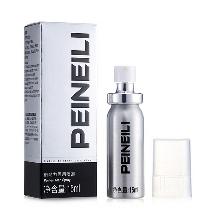 PEINEILI male delay spray, 60 minutes long, prevent premature ejaculation,sex product Free Shipping(China (Mainland))