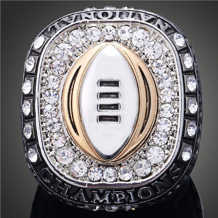NCAA 1960 Ohio State Buckeyes Super Bowl Championship Rings American Football World Champion Rings Classic Collection(China (Mainland))
