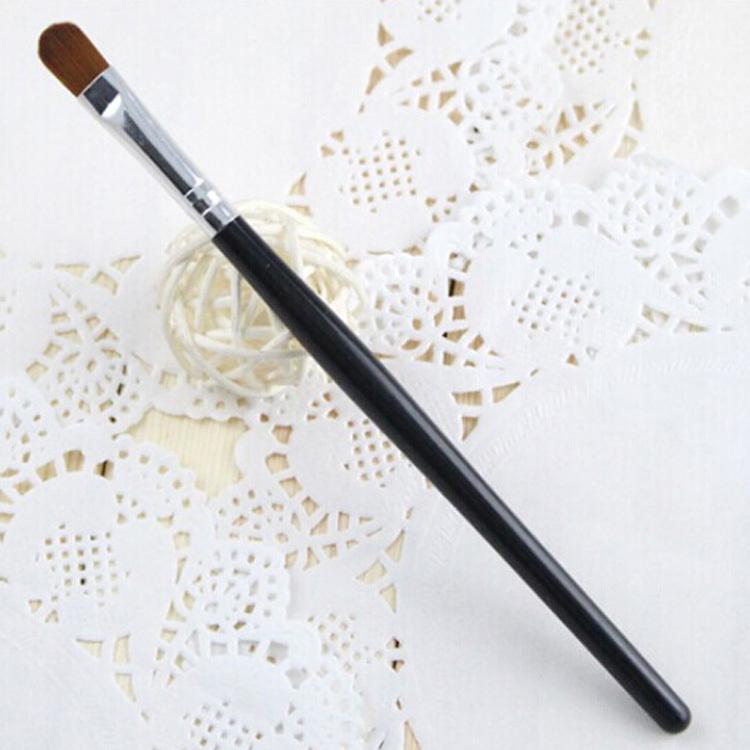 New Makeup Stylish Lady Cosmetic Blending Eyeshadow Eye Shade Brush Black Drop Shipping(China (Mainland))