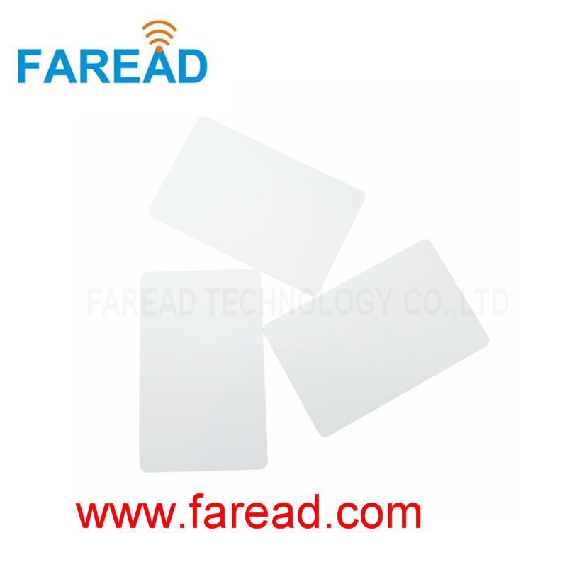 x10pcs Free T5577 RFID card Thin size 125 KHz RFID ID card writeable rewrite Duplicator card