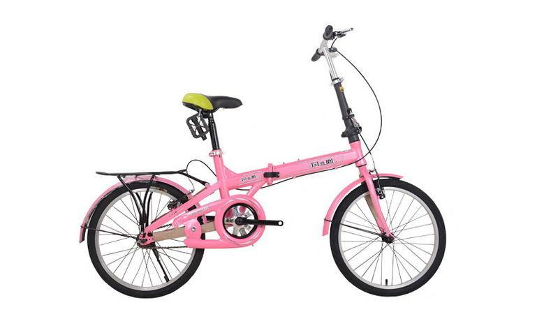 "Portable 20"" Folding Bike Travel bike Folding Mini Bicycle For Man Women and Kids City Bike Aluminium Alloy Steel Frame top sell(China (Mainland))"