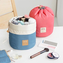 Toilet Wash Vanity Toiletry Kit Travel Necessaire Make Up Necessaries Makeup Cosmetic Bag Organizer For Women Beauty Case Pouch(China (Mainland))