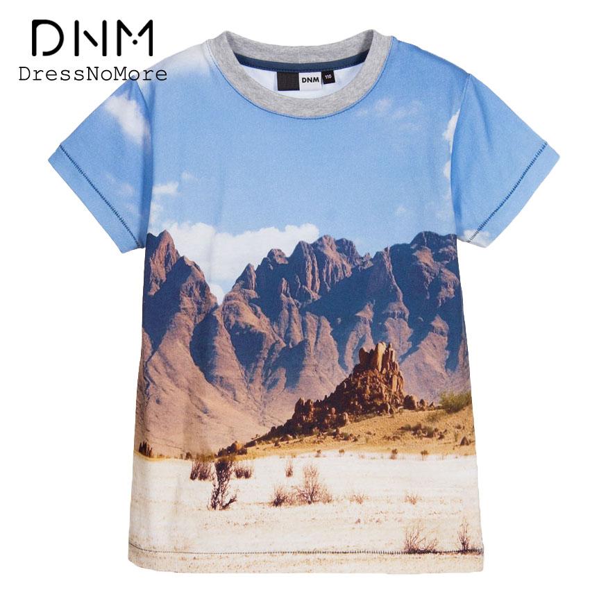 Boy Clothes 3D Ralphie Print T-shirt Short Sleeve Children Tee Shirts Novelty Tattoo Sleeve Baby Boys Tops Kids Clothing(China (Mainland))