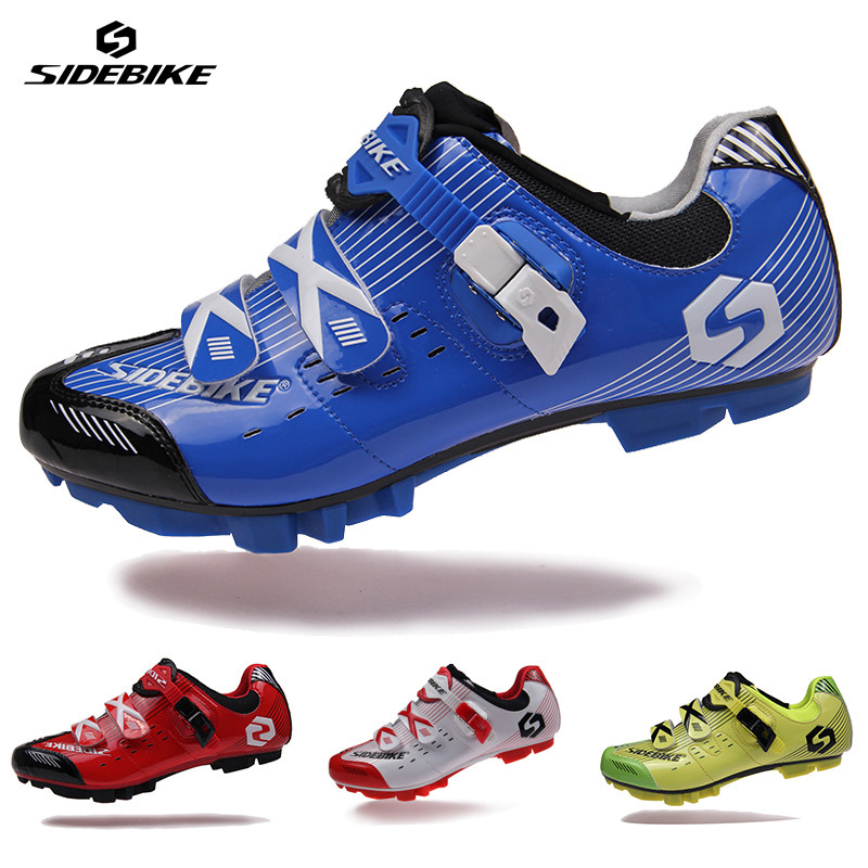 SIDEBIKE Professional Men Women Breathable Outdoor Sports Bicycle Bike Cycling Shoes MTB Mountain Bike Racing Athletic Shoes